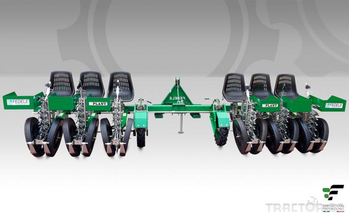 Машини за зеленчуци Разсадопосадачна машина за лавандула PLANT 6