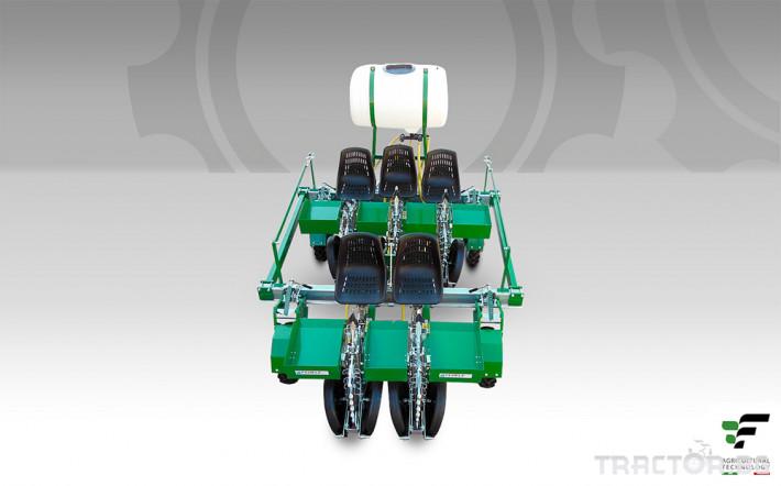 Машини за зеленчуци Разсадопосадачна машина за лавандула PLANT 7