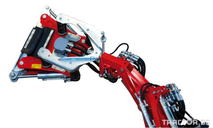 Машини за лозя / овошки Вибрираща глава за бране Berardinucci модел PUMA 2