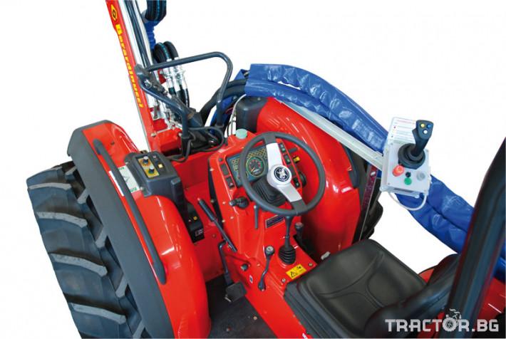 Машини за лозя / овошки Вибрираща глава за бране Berardinucci модел PUMA 3
