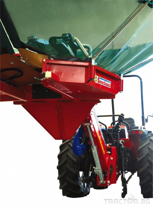 Машини за лозя / овошки Вибрираща глава за бране Berardinucci модел PUMA 4