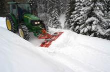 Гребла за сняг - GORENC - Словения