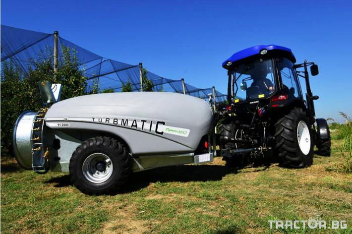 Трактори Foton - LOVOL TB1504C с кабина и климатик 3 - Трактор БГ