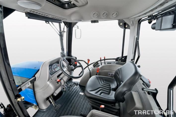 Трактори Foton - LOVOL TB1504C с кабина и климатик 6 - Трактор БГ