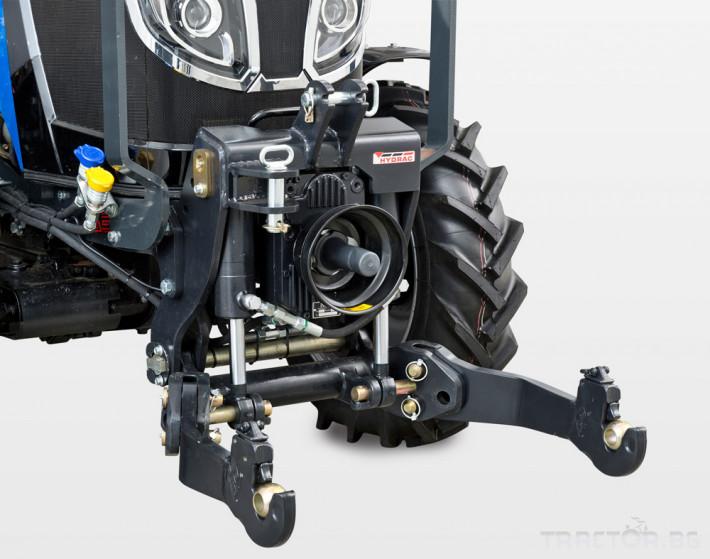 Трактори Foton - LOVOL TB1504C с кабина и климатик 8 - Трактор БГ