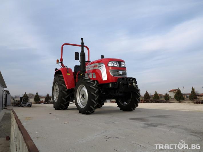 Трактори Foton TE 254R 2
