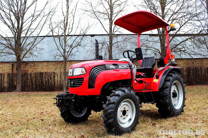 Трактори Foton TE354R 0