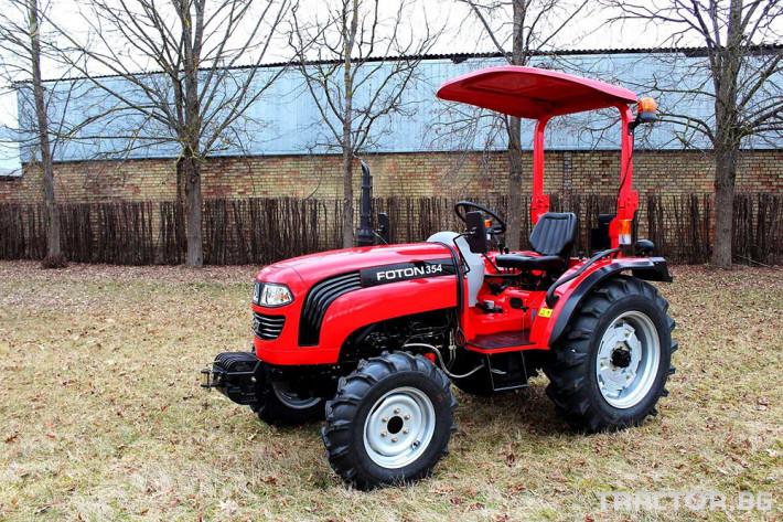 Трактори Foton TE354R 1