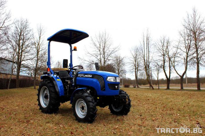 Трактори Foton TE354R 2