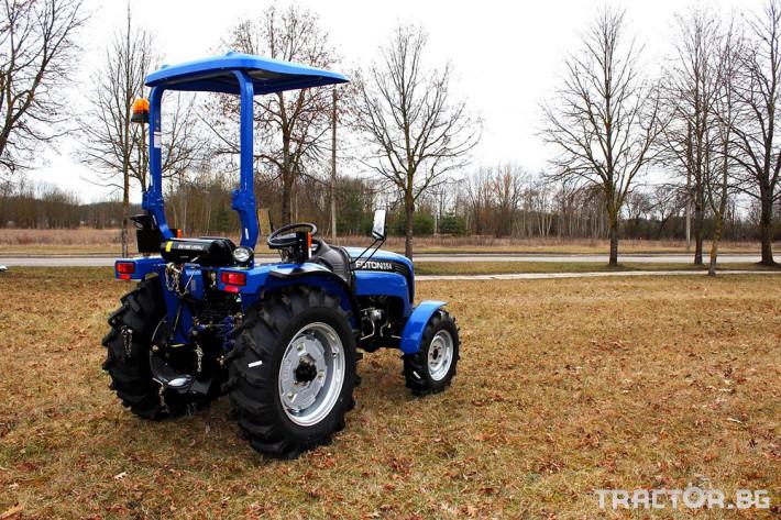 Трактори Foton TE354R 3