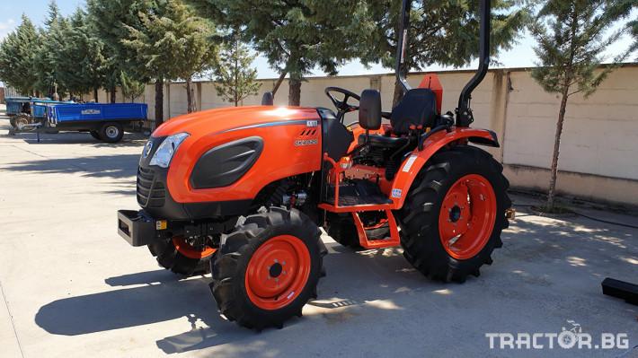 Трактори Kioti CK4020R 1 - Трактор БГ