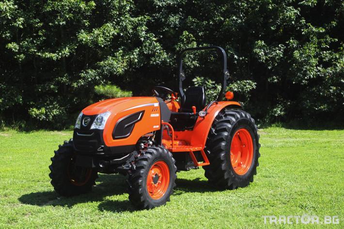 Трактори Kioti DK 5010HS 0 - Трактор БГ