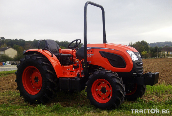 Трактори Kioti DK 5010HS 5 - Трактор БГ