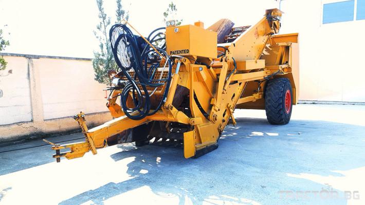 Други Машина за събиране на камъни от земеделски площи Triginer DSR-4EXG DAM6 0 - Трактор БГ