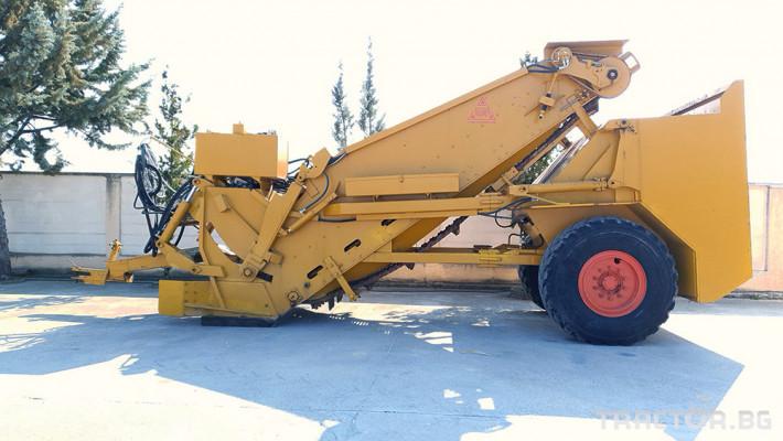 Други Машина за събиране на камъни от земеделски площи Triginer DSR-4EXG DAM6 1 - Трактор БГ