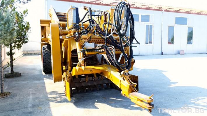 Други Машина за събиране на камъни от земеделски площи Triginer DSR-4EXG DAM6 2 - Трактор БГ