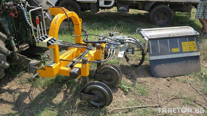 Фрези Автоматично отклоняваща секция ORIZZONTI ORION 1 - Трактор БГ