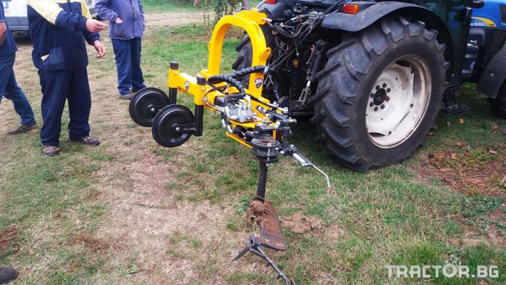 Фрези Автоматично отклоняваща секция ORIZZONTI ORION 4 - Трактор БГ