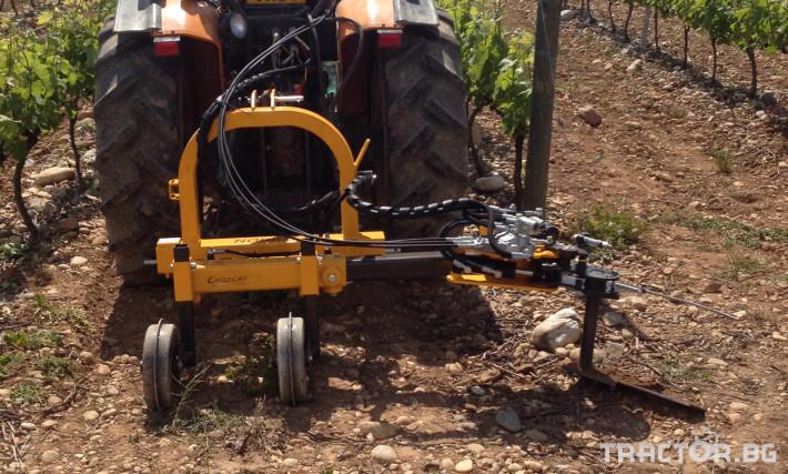Фрези Автоматично отклоняваща секция ORIZZONTI ORION 5 - Трактор БГ