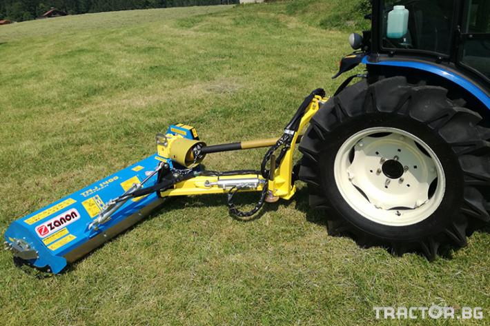 Мулчери Шредер TMJ GARDEN лек тип с голямо странично изместване 2 - Трактор БГ
