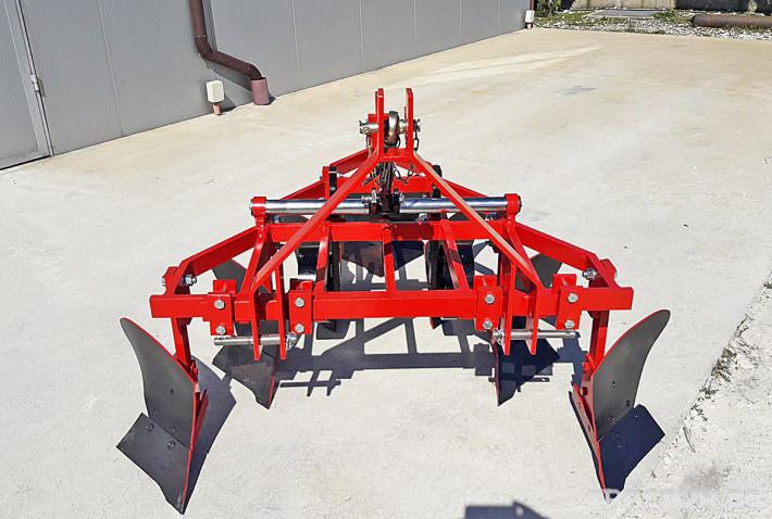 Плугове Универсални лозарски плугове ПИД 2 - Трактор БГ