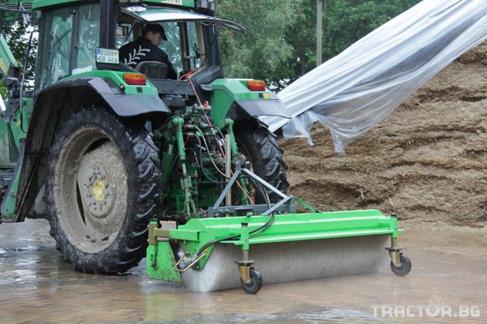 Техника за почистване Машина за метене bema Agrar 2 - Трактор БГ
