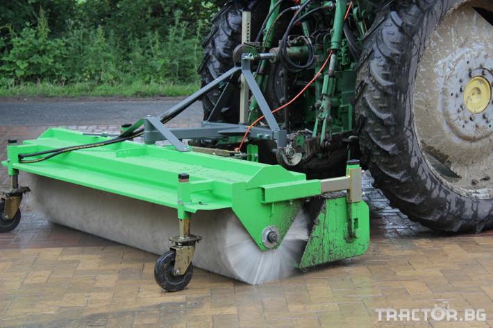 Техника за почистване Машина за метене bema Agrar 3 - Трактор БГ