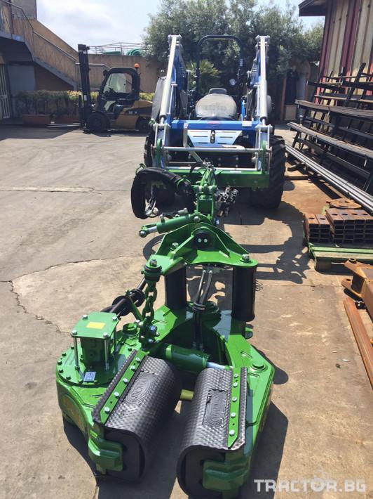 Машини за лозя / овошки Вибрираща глава за бране SICMA модел TF/PL 1 - Трактор БГ