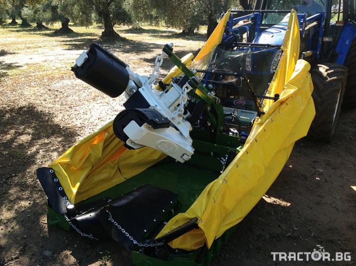 Машини за лозя / овошки Вибрираща глава за бране SICMA модел TF/PL 2 - Трактор БГ