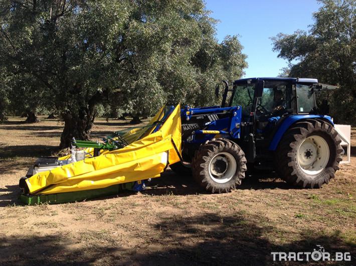 Машини за лозя / овошки Вибрираща глава за бране SICMA модел TF/PL 3 - Трактор БГ