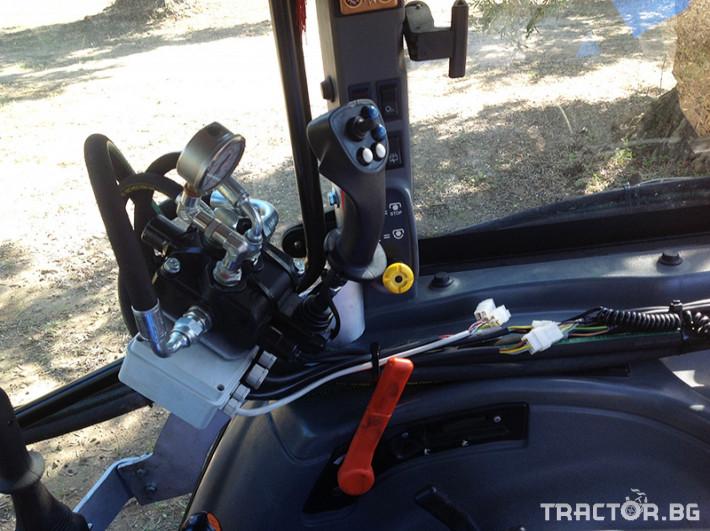 Машини за лозя / овошки Вибрираща глава за бране SICMA модел TF/PL 4 - Трактор БГ