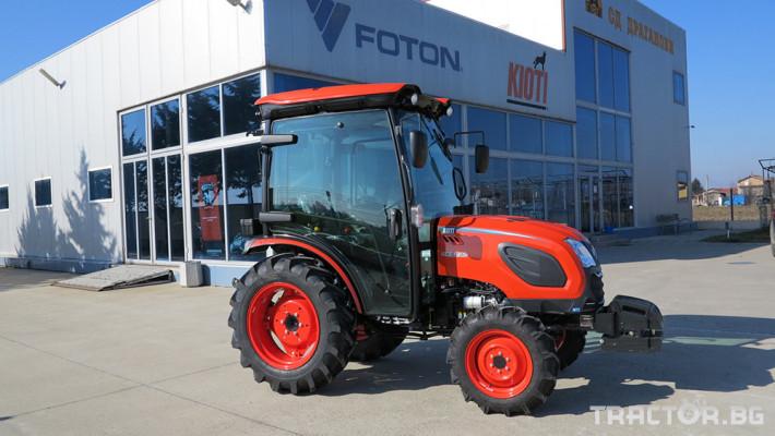 Трактори Kioti CK5030C 1 - Трактор БГ