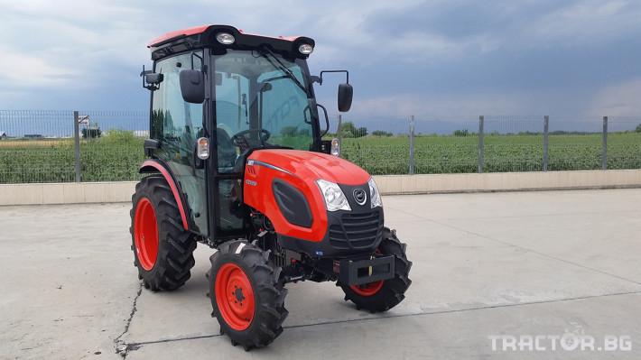 Трактори Kioti CK4020C 2 - Трактор БГ