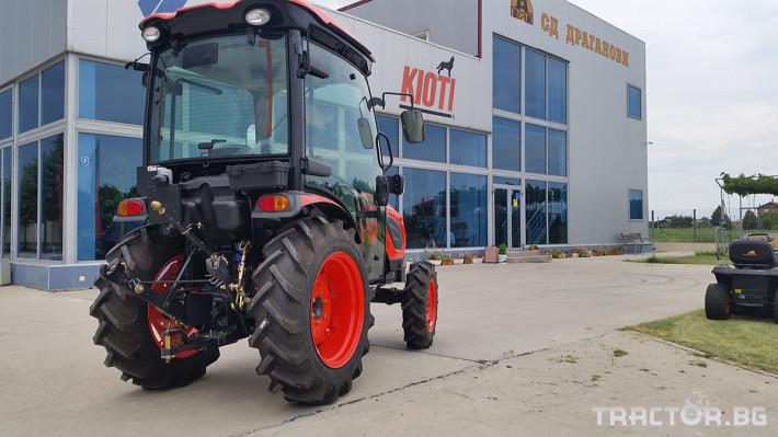 Трактори Kioti CK4020C 3 - Трактор БГ